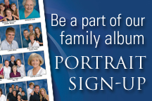 Lifetouch - Family Album Signup Button