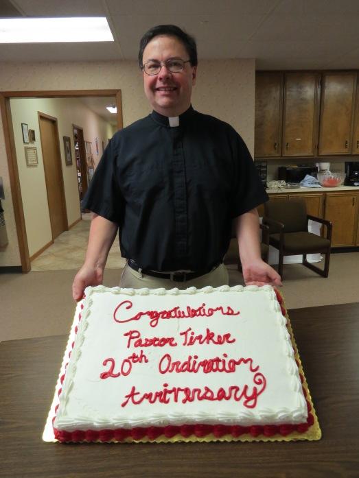 Pastor and Cake Jun0814