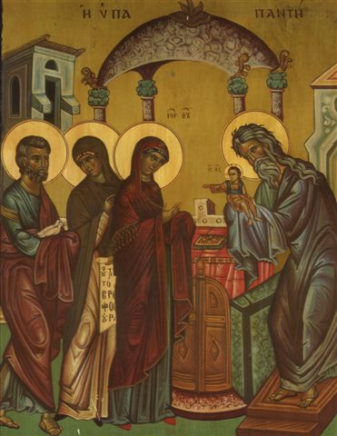 presentation-of-our-lord Icon