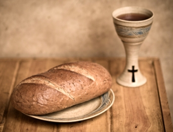 Image result for first eucharist- bread