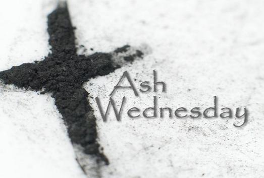 Ash_Wednesday with ashes