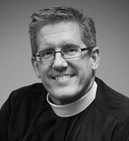 Bishop Mike Rinehart BW