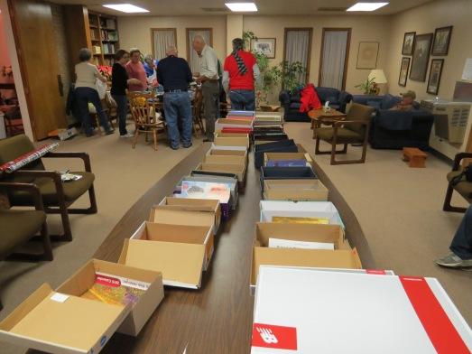 Christmas Boxes 2014 boxes