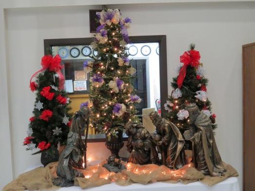 Christmas Boxes 2014 nativity