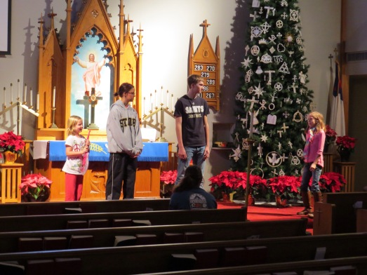 LYO Christmas Eve Play 2014