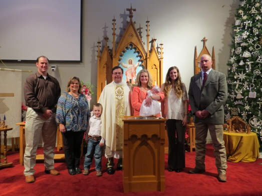 Baptism Jan0415