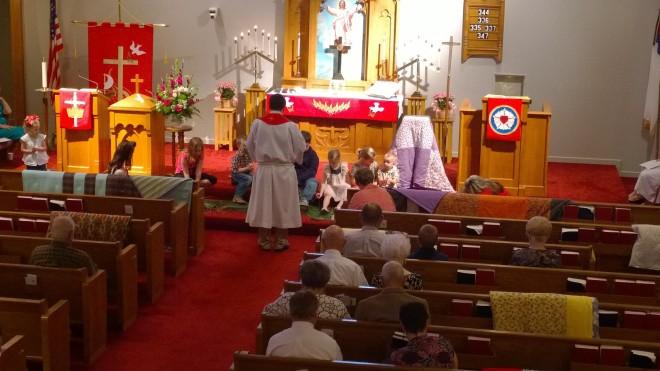 Palm Sunday 2015 Children's Sermon