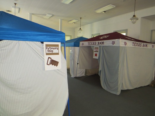 VBS Sets 2015 booths