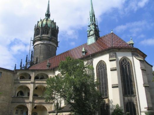 Wittenberg_Schlosskirche