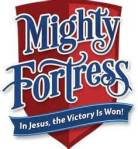 VBS 2017 Waldeck Mighty Fortress Logo