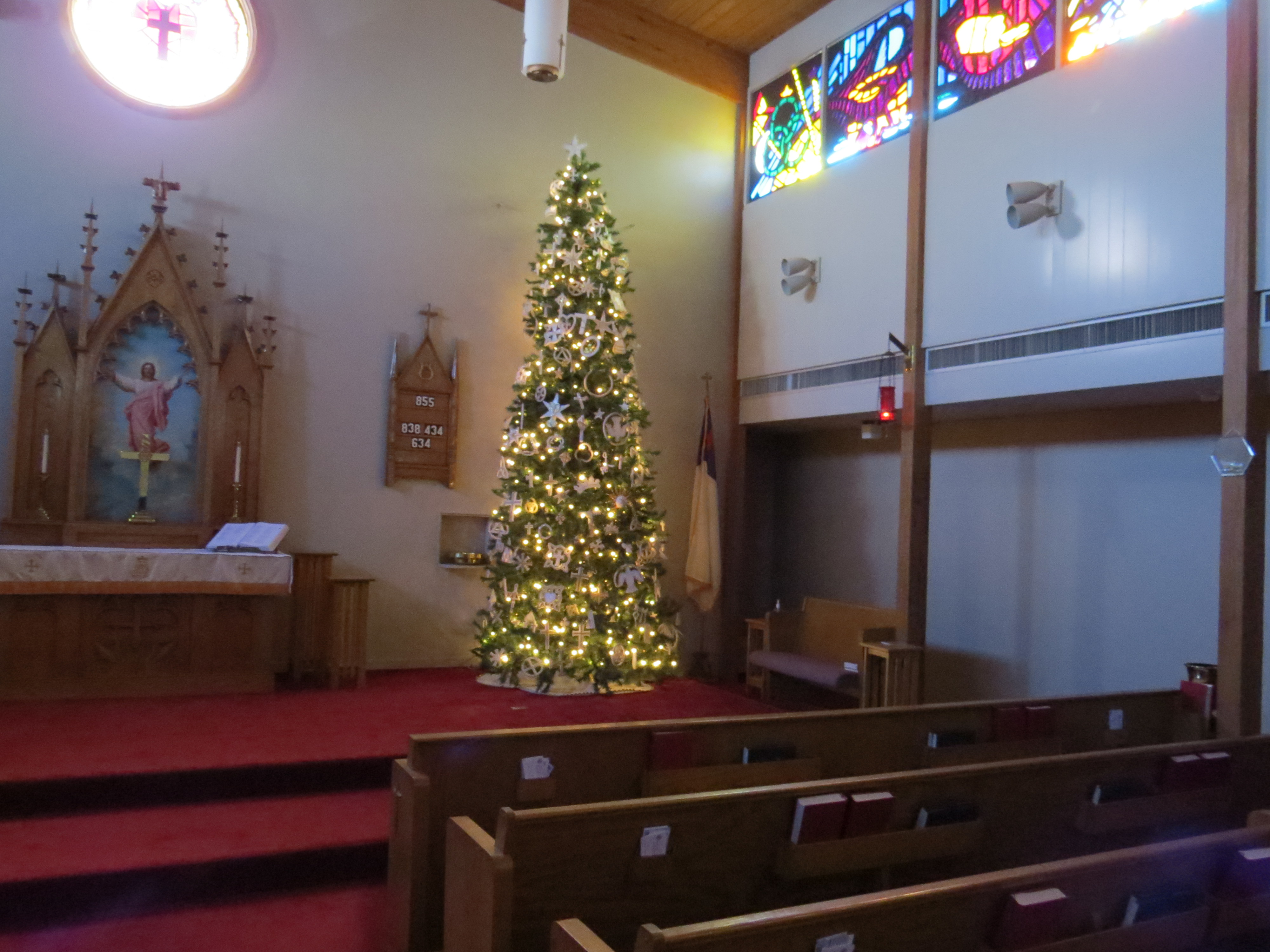 Decorating For Advent Amp Christmas Martin Luther Lutheran