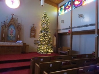 Christmas Decorating 2017 Tree
