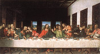 Leonardo da Vinci - Last Supper