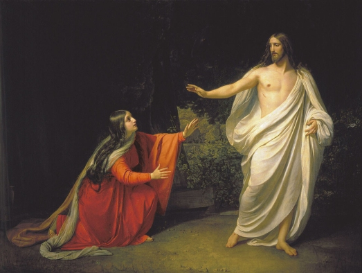 Mary Magdalene alexander-ivanov-christs-appearance-to-mary-magdalene-after-the-resurrection
