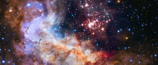 Hubble Space Telescope Westerlund 2
