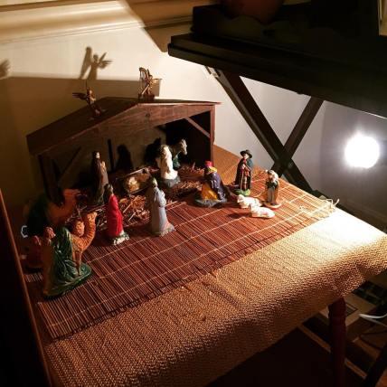 Nativity Set Childhood