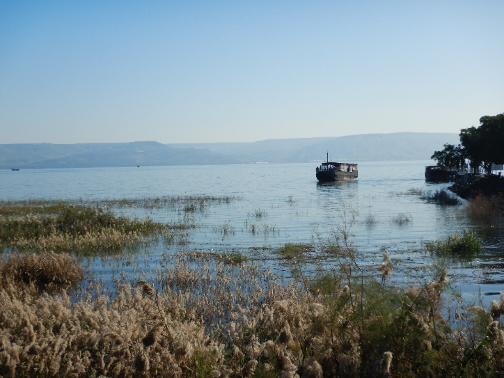 Sea of Galilee Eilers