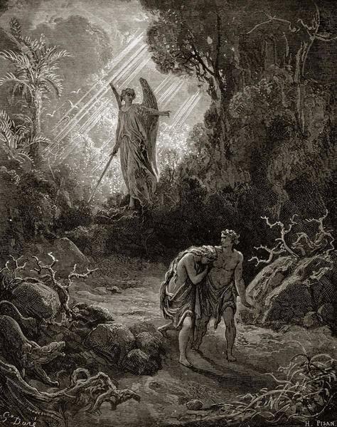 Adam and Eve Dore
