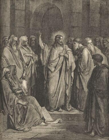 Jesus Pharisee