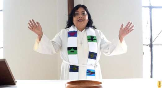 Peru Bishop Photo