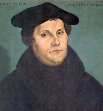 martin-luther painting