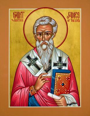 James of Jerusalem Icon