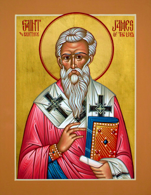 James of Jerusalem Icon